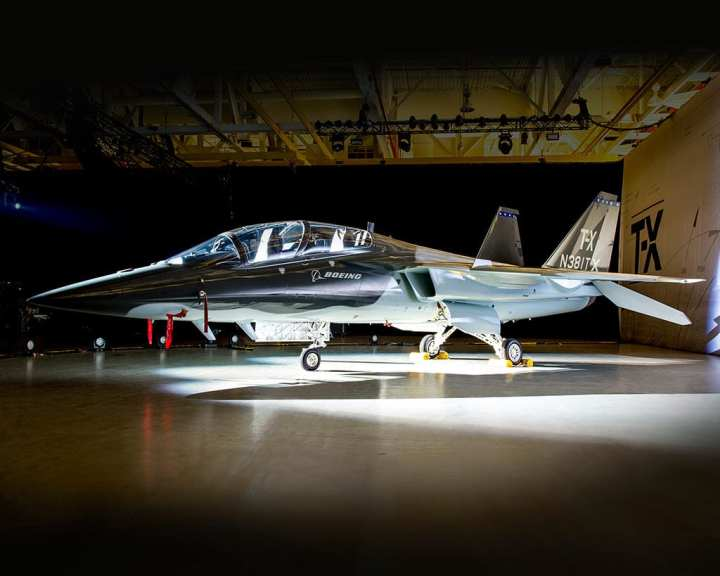 boeing t-x aircraft