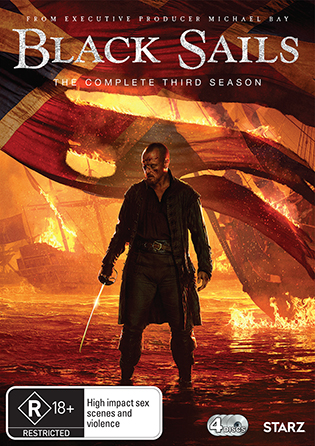 Black Sails The Complete Third Season