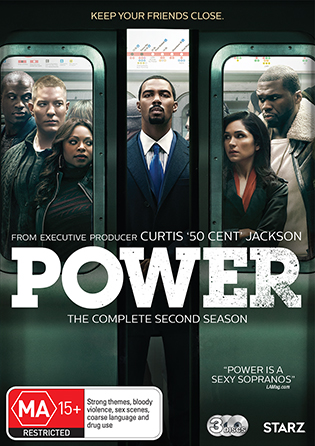 Power The Complete Second Season