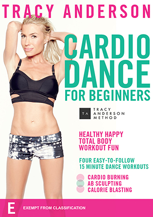 Tracy Anderson Dance Cardio for Beginners
