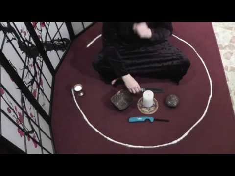 How To Cast A Magick Circle For A Witchcraft Or Pagan Ritual