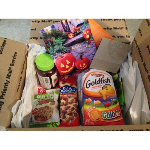 Medium Crop Of College Care Package Ideas
