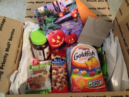 Medium Of College Care Package Ideas