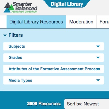Case Study: Smarter Balanced Digital Library (Amplify Education)