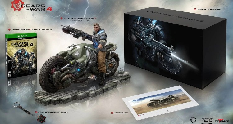 gears 4 collection 1