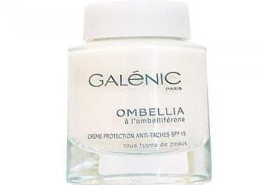 Ombellia, crema antimanchas de Galénic