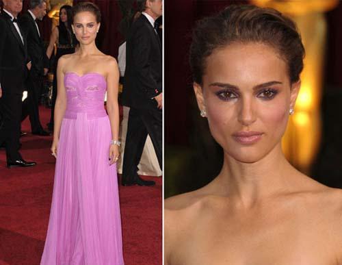 oscars natalie portman Natalie Portman, famosas al desnudo