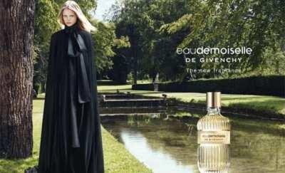 Eau de Moiselle, el último perfume de Givenchy