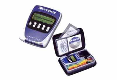 Electroestimulación y fitness con Compex