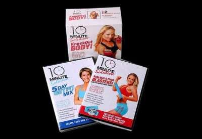 Ejercicios cortos y rápidos para mujeres ocupadas