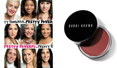 Pretty Powerful, la nueva iniciativa de Bobbi Brown