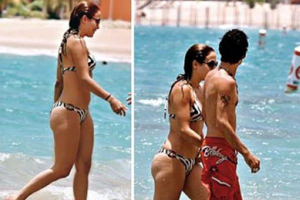 culo jenifer lopez Jennifer López, famosas al desnudo