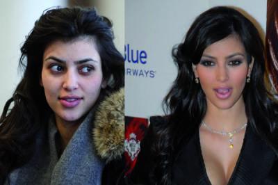 Famosas al desnudo, Kim Kardashian