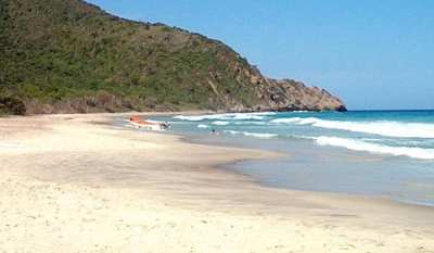 Tres razones para andar por la playa