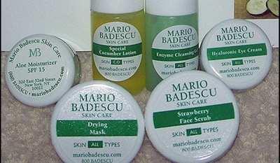 Loción de germen de trigo de Mario Badescu