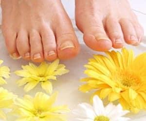 Cuidados naturales para tus pies