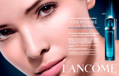 Visionnaire, el secreto de Lancôme desvelado