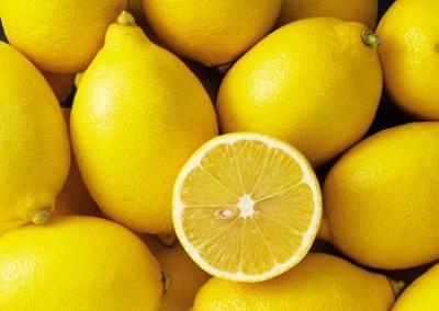 Limones, un buen remedio para bajar peso