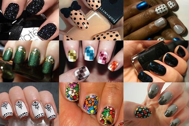 nails4 Tendencias manicura Otoño Invierno 2012