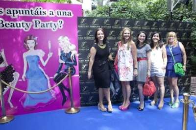 La Beauty Party del verano: El jardín azul