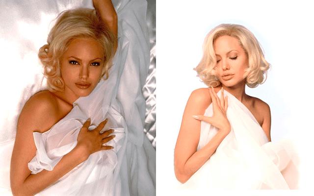m2 Marilyn Monroe, la más imitada por nuestras famosas