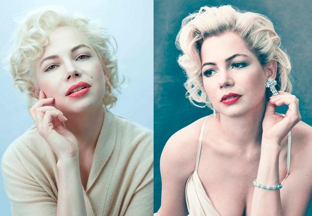 m5 Marilyn Monroe, la más imitada por nuestras famosas