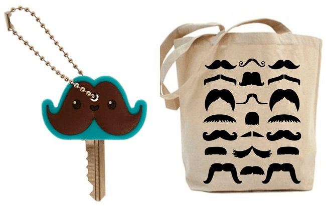 m12 Ideas con mucho bigote, ¡vivan los complementos!