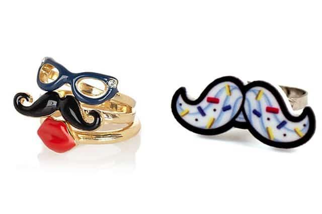m6 Ideas con mucho bigote, ¡vivan los complementos!