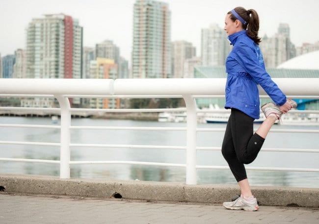 estirar ¿Qué beneficios te proporciona correr?