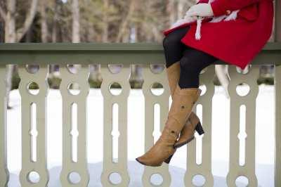 ¡Luce trendy con botas confortables para las cenas de fin de año!