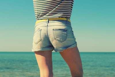 Depilación láser: preparadas, listas… ¡shorts!