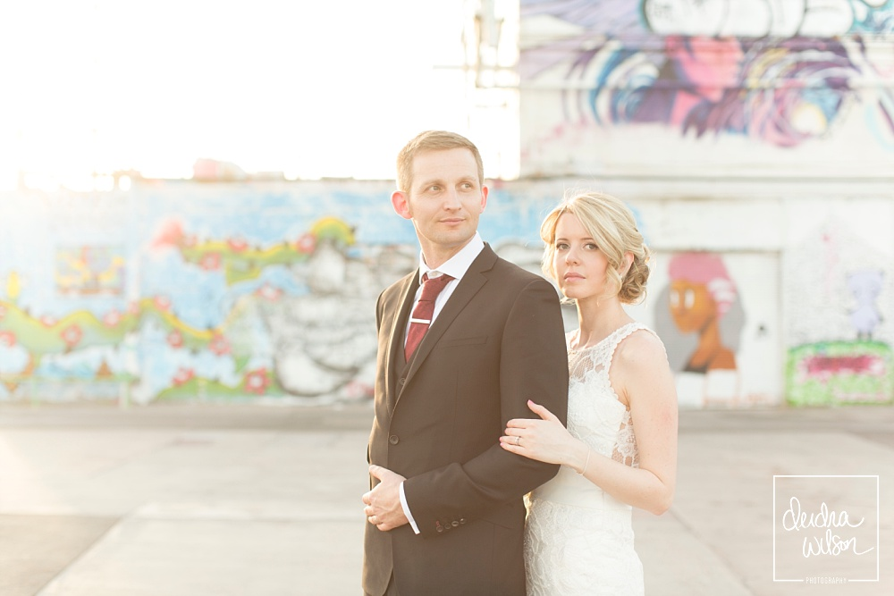 Arts District - cool Las Vegas wedding venues