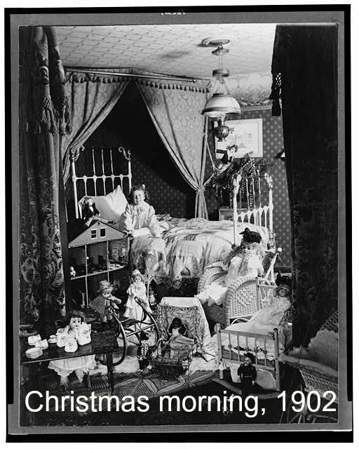 vintage christmas photos 4