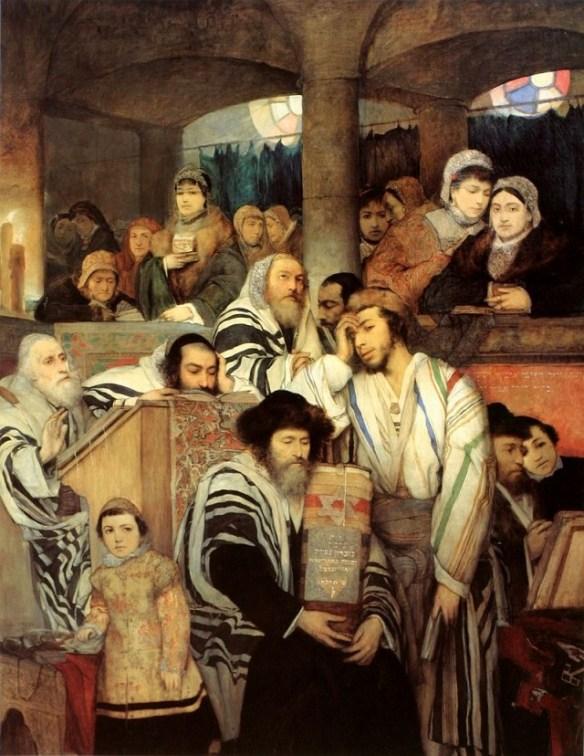 800px-Gottlieb-Jews_Praying_in_the_Synagogue_on_Yom_Kippur