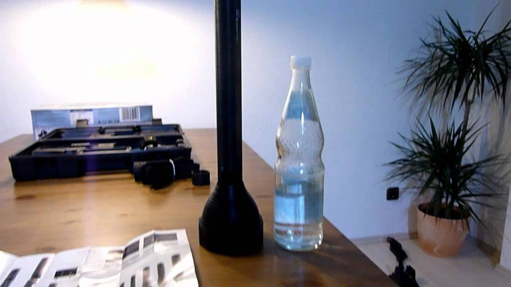 Nächtliche Videoreview: LED LENSER X21R