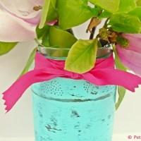 Easy Painted Mason Jar Tutorial