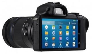 Samsung Galaxy NX: nueva cámara sin espejo con Android