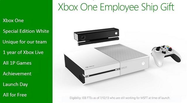 Xbox One blanca