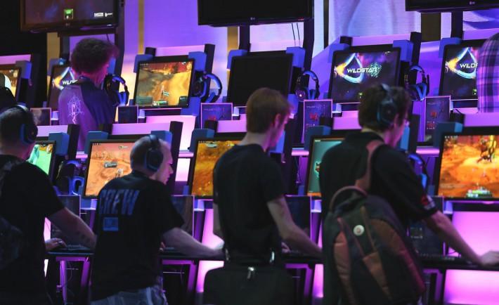 GERMANY-COMPUTER-GAMES-FAIR-GAMESCOM