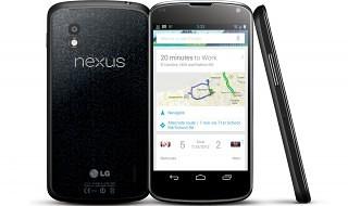 Nexus 4 rebajado 100€: La versión de 8GB por 199€ y la de 16GB por 249€