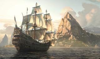 El mundo abierto de nueva generación de Assassin's Creed IV: Black Flag