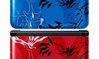 Las ediciones limitadas de 3DS XL con motivos de Pokemon X/Y llegarán a Europa el 27 de septiembre