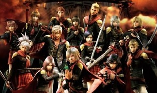 8 minutos de gameplay de Final Fantasy Agito
