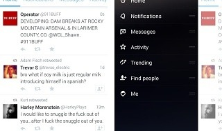 Twitter para Android luce nuevo diseño en la beta de la versión 5.0
