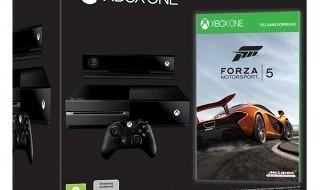 Microsoft comienza a ofrecer Forza 5 como alternativa a FIFA 14 en las ediciones Day One de Xbox One