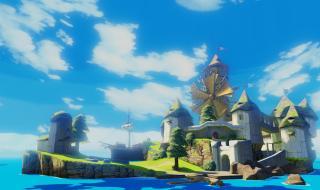 Comparativa entre la versión de Gamecube y la de Wii U de Zelda: Wind Waker