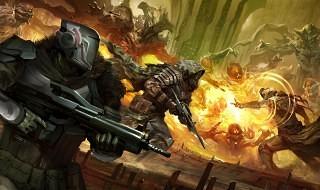 Algunas de las armas del arsenal de Destiny