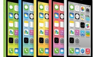 Apple anuncia el iPhone 5C