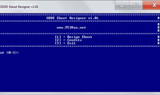 ODDE Eboot Resigner 1.01