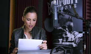 Elena Anaya participa en el doblaje de Call of Duty: Ghosts
